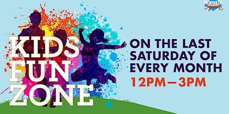 Kids Fun Zone: Movement B E tickets