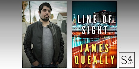 Book Launch: Line Of Sight with James Queally tickets