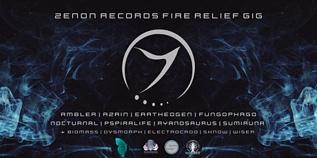 Zenon Records Presents FIRE RELIEF tickets