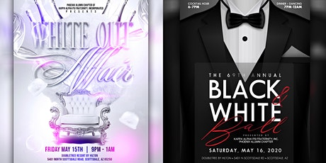 69th Annual Black and White Ball Weekend tickets