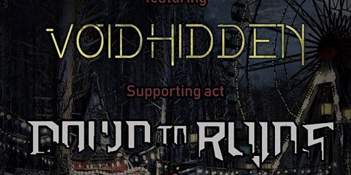 VoidHidden CD Release - A Night at the Carnival