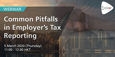 [Webinar] Common Pitfalls in Employer's Tax Reporting tickets