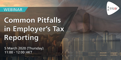 [Webinar] Common Pitfalls in Employer's Tax Reporting
