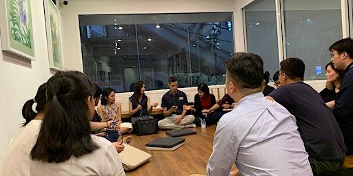 Aristotle Cafe ล้อมวงคุยกับคนแปลกหน้า X  Palette Artspace Thong Lor BTS