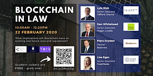 Blockchain in Law