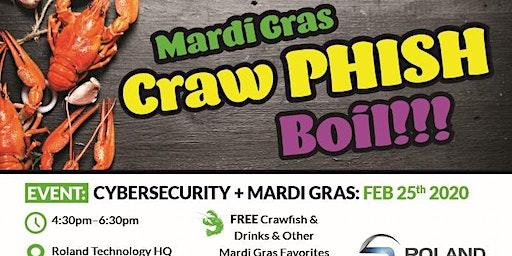 Mardi Gras Craw PHISH Boil