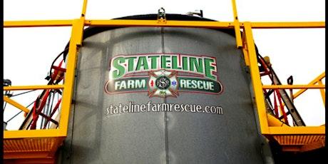 Grain Bin Rescue Training tickets