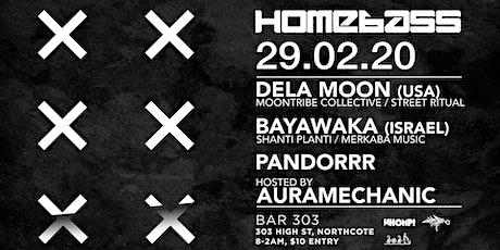 Homebass feat. Dela Moon, Bayawaka & Pandorr tickets