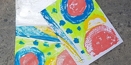 Sensory Alfoil Paintings tickets