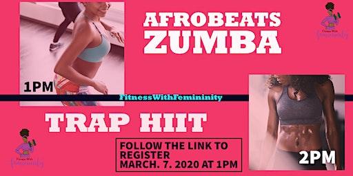 Afrobeats Zumba - Trap HIIT