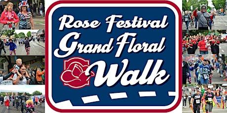 Grand Floral Walk 2020 tickets