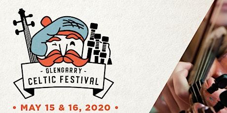 Glengarry Celtic Festival - Saturday Pass tickets