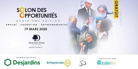 Salon des Opportunités billets