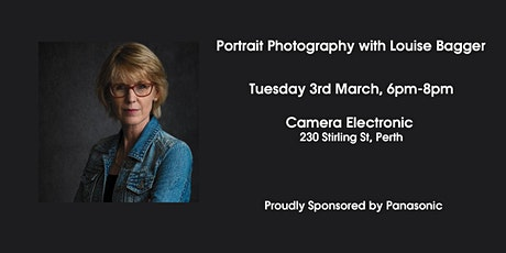 Portrait Evening with Louise Bagger tickets