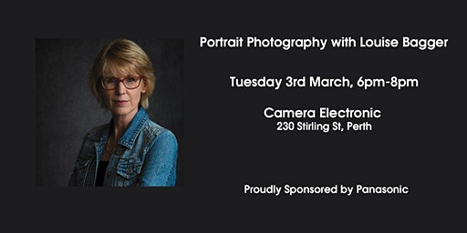 Portrait Evening with Louise Bagger