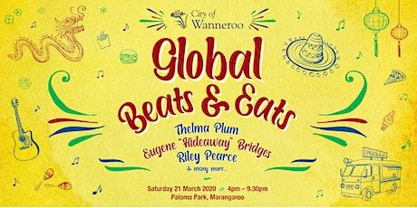 Global Beats & Eats 2020 tickets