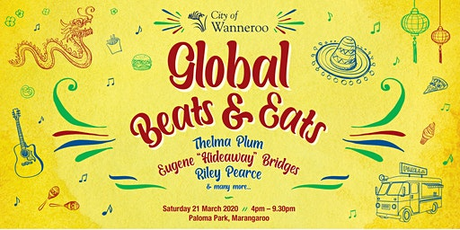 Global Beats & Eats 2020