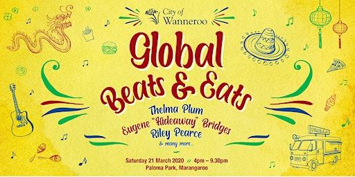 Global Beats & Eats 2020