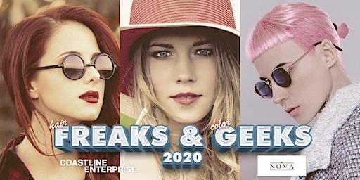 Hair Freaks & Color Geeks @ Nova Salon Systems, CA