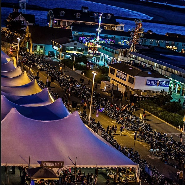 OC BikeFest 2021 September 15-19 Ocean City Maryland image