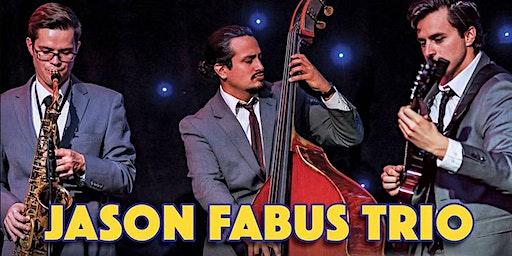 Jason Fabus Trio with Natalie Mendoza at Jazzville Palm Springs