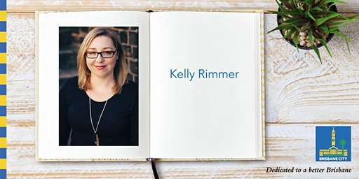 Meet Kelly Rimmer - Kenmore Library