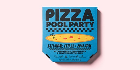 PIZZA PARTY WITH FUGAZZI x ATWATER COCKTAIL CLUB tickets