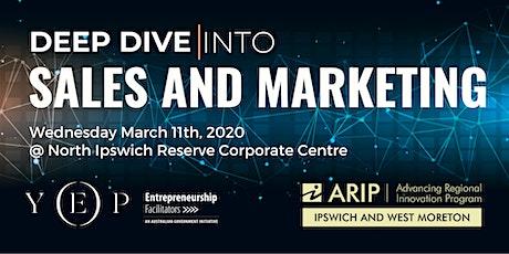 Deep Dive into Sales & Marketing tickets