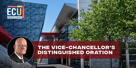 The Vice-Chancellor's Distinguished Oration 2020 tickets