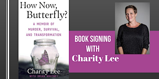 Book Signing Event with Author & Mental Health Advocate Charity Lee