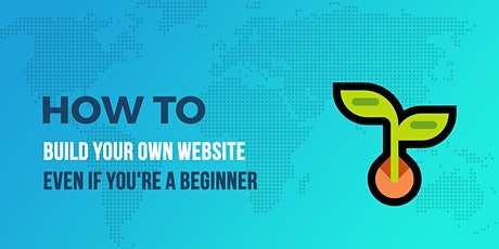 Introduction to DIY Websites - Bega tickets