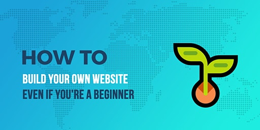 Introduction to DIY Websites - Bega