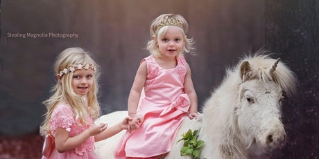 Unicorn Photo Sessions with Stealing Magnolia Photography tickets