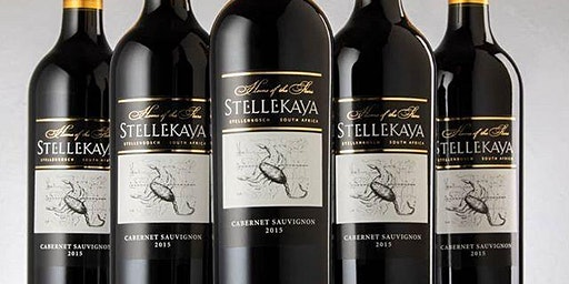 Stellekaya Wine Dinner - Meet the Maker