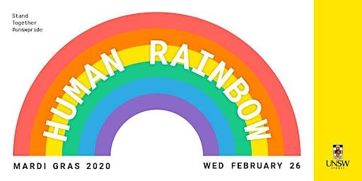 UNSW Human Rainbow