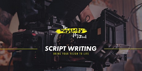 Mosquers Film Workshops: Script writing tickets