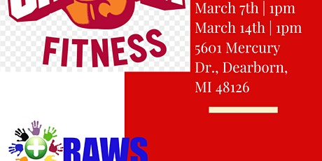 Minorities Health Disparities Work Out! tickets
