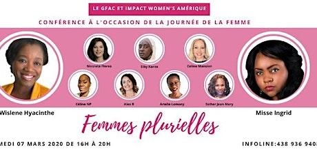 Femmes plurielles tickets