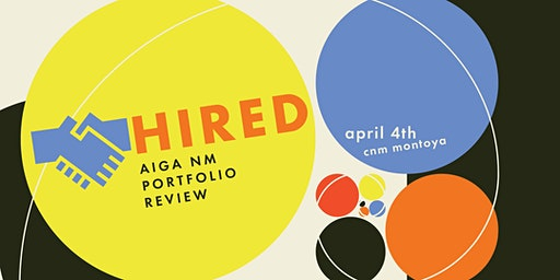 HIRED Portfolio Review