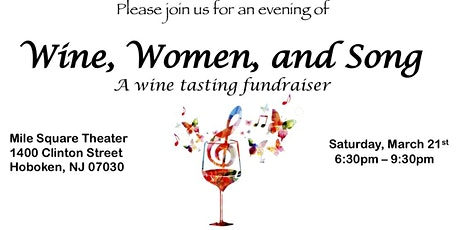 Wine, Women & Song tickets