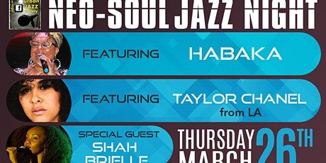 Las Vegas Urban Jazz Society Presents NEO-SOUL JAZZ NIGHT @ 172 Live Music tickets