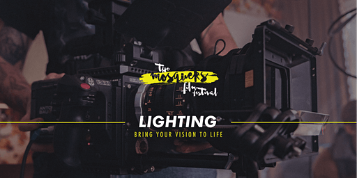Mosquers Film Workshops: Lighting