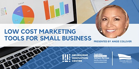 Low Cost Marketing Tools for your Small Business - Moorabool tickets