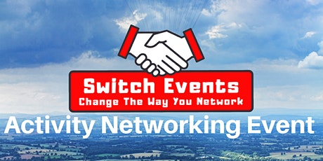 Switch Events: Activity Networking! (Escape Room) tickets
