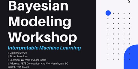 Bayesian Modeling  Workshop: Interpretable Machine Learning tickets