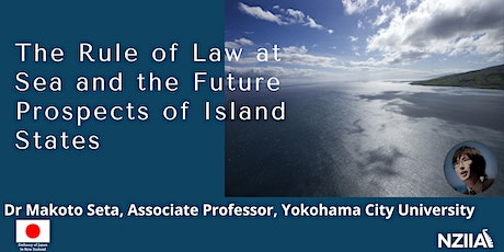 The Rule of Law at Sea and the Future Prospects of Island States tickets