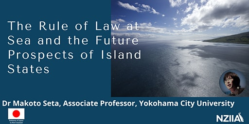 The Rule of Law at Sea and the Future Prospects of Island States