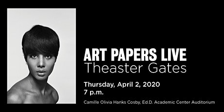 ART PAPERS LIVE: Theaster Gates tickets