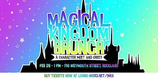 MAGICAL KINGDOM BRUNCH