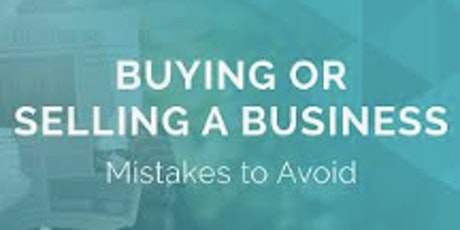 Buying and Selling A Business tickets